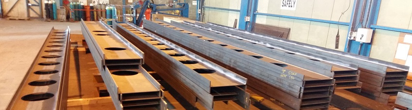 Plate Girder Cellular Beams  - Cellular Beams - UK