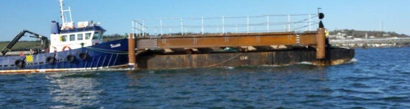 Marine Fabrication Test Rig - Marine - Cork
