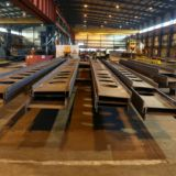 Jamestown cellular beams steel westok office weld - Cellular Beams - UK