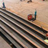 Composite U-Deck Plate Girders