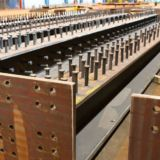 Composite Deck Plate Girders - Fabrication - UK