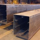 Crane box beam steel Jamestown long  - Marine - Kerry