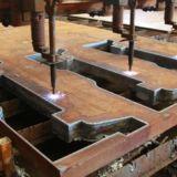 Oxy Profiling Multi-head cutting Steel Profiling-2 - OXY Profiling - Ireland