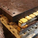 Drilling of 125mm Plate S355J2 Drilled Plate - Ancillary - Ireland