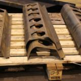 Pressbrake Folded Steel Profiles Folding Curved  - Ancillary - Ireland