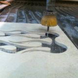 Waterjet Cutting of 20mm Marble - Waterjet - Ireland