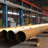 Fabrication of Long CHS Stays Supports  - Fabrication - Ireland